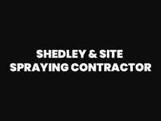 Shedley And Site Spraying Contractor